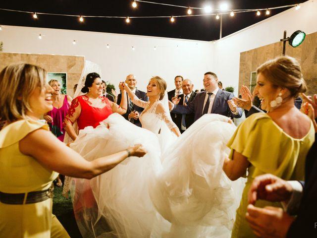 La boda de David y Rosa en Argamasilla De Alba, Ciudad Real 53