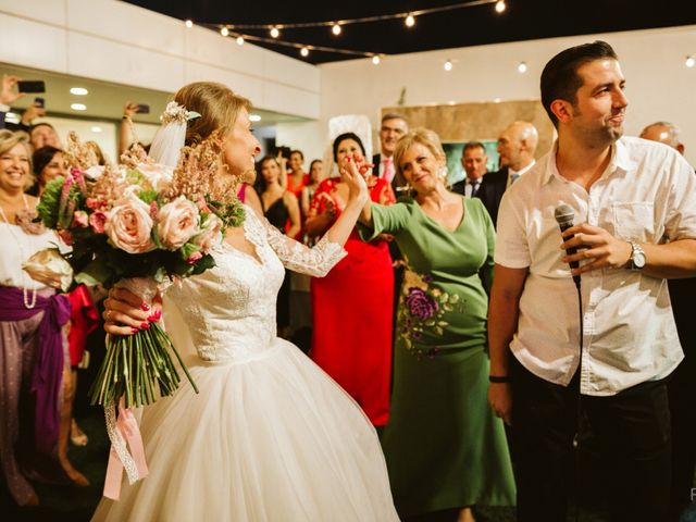 La boda de David y Rosa en Argamasilla De Alba, Ciudad Real 54