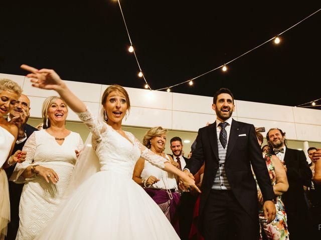 La boda de David y Rosa en Argamasilla De Alba, Ciudad Real 55
