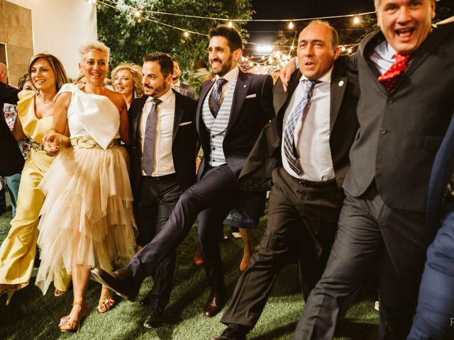 La boda de David y Rosa en Argamasilla De Alba, Ciudad Real 57
