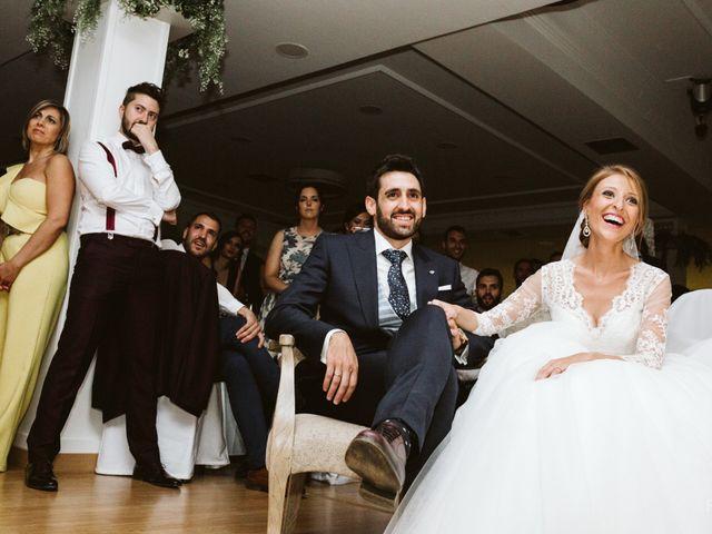 La boda de David y Rosa en Argamasilla De Alba, Ciudad Real 60