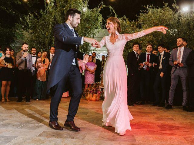 La boda de David y Rosa en Argamasilla De Alba, Ciudad Real 66