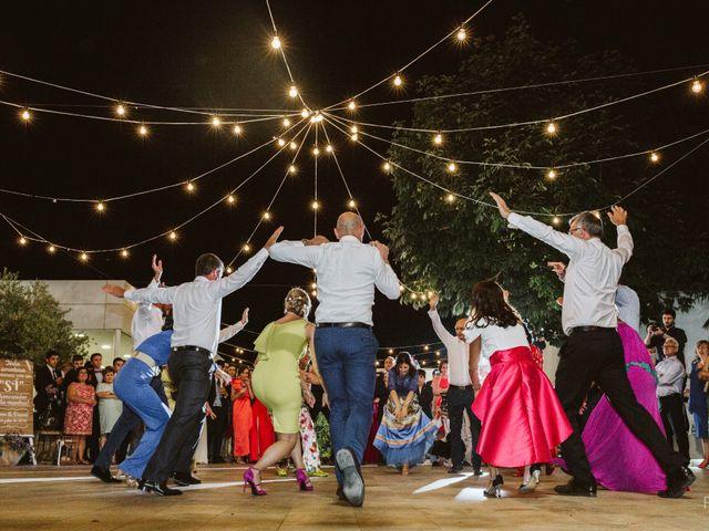 La boda de David y Rosa en Argamasilla De Alba, Ciudad Real 69