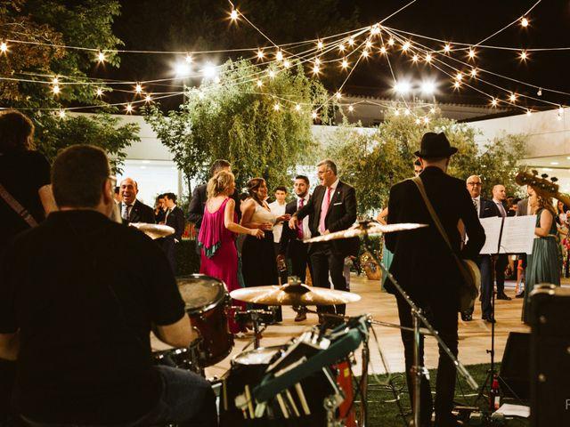 La boda de David y Rosa en Argamasilla De Alba, Ciudad Real 70