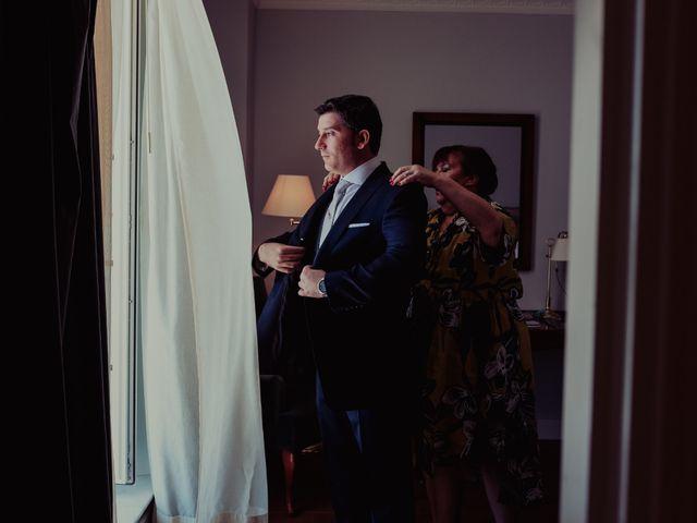 La boda de Gonzalo y Ayaka en Matilla De Los Caños, Salamanca 12