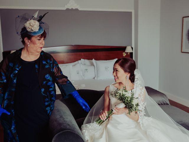 La boda de Gonzalo y Ayaka en Matilla De Los Caños, Salamanca 41
