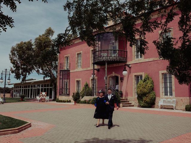 La boda de Gonzalo y Ayaka en Matilla De Los Caños, Salamanca 47
