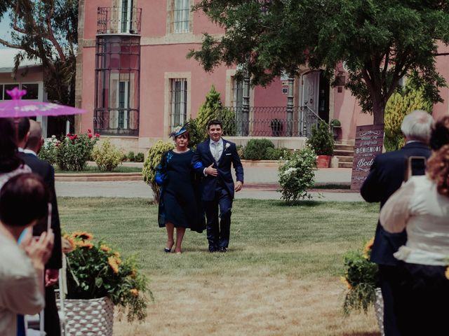 La boda de Gonzalo y Ayaka en Matilla De Los Caños, Salamanca 48