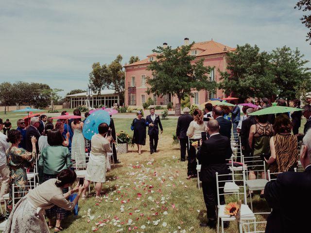 La boda de Gonzalo y Ayaka en Matilla De Los Caños, Salamanca 51
