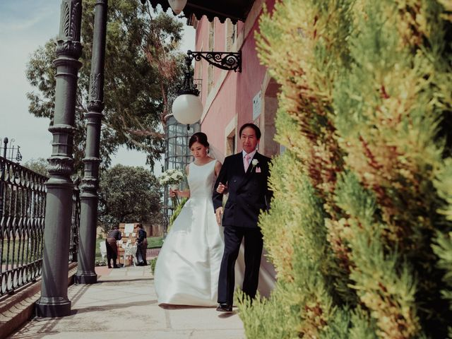 La boda de Gonzalo y Ayaka en Matilla De Los Caños, Salamanca 52