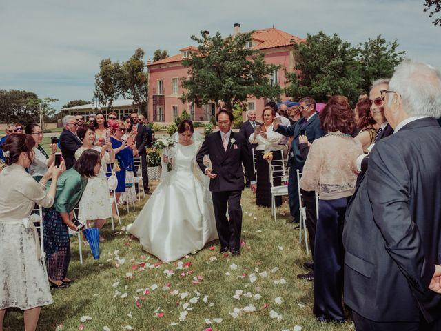 La boda de Gonzalo y Ayaka en Matilla De Los Caños, Salamanca 54