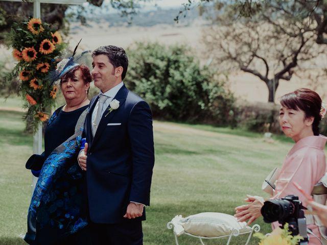 La boda de Gonzalo y Ayaka en Matilla De Los Caños, Salamanca 55