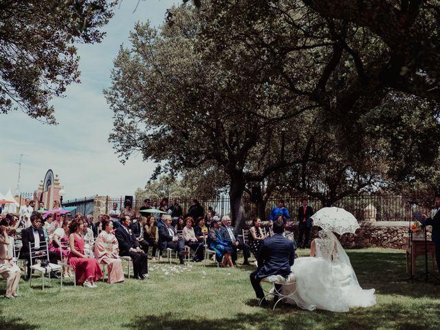 La boda de Gonzalo y Ayaka en Matilla De Los Caños, Salamanca 57