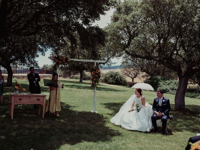 La boda de Gonzalo y Ayaka en Matilla De Los Caños, Salamanca 58