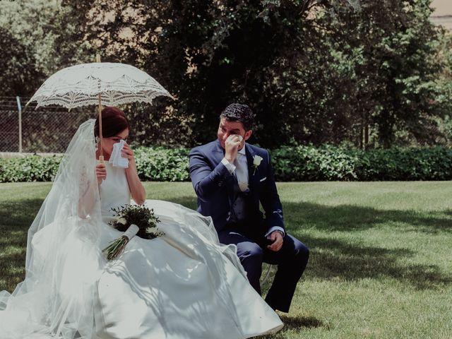 La boda de Gonzalo y Ayaka en Matilla De Los Caños, Salamanca 60