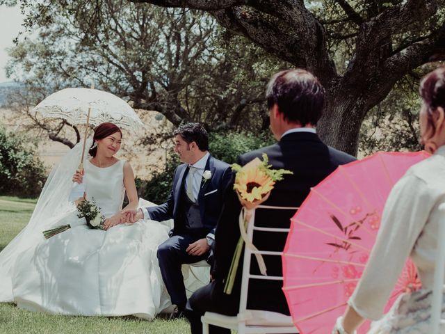 La boda de Gonzalo y Ayaka en Matilla De Los Caños, Salamanca 61