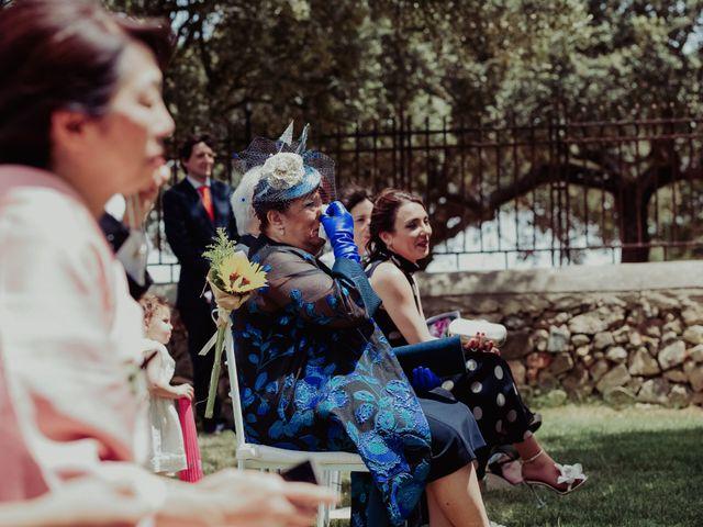 La boda de Gonzalo y Ayaka en Matilla De Los Caños, Salamanca 63