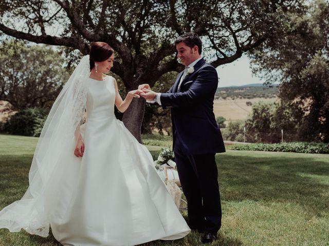 La boda de Gonzalo y Ayaka en Matilla De Los Caños, Salamanca 68