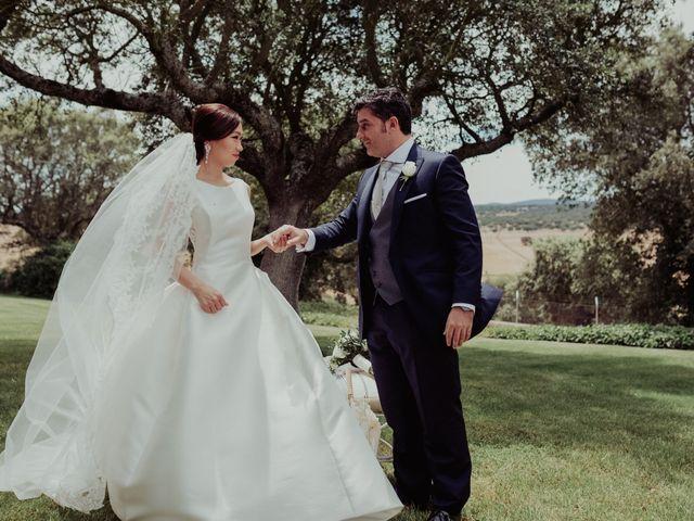 La boda de Gonzalo y Ayaka en Matilla De Los Caños, Salamanca 69