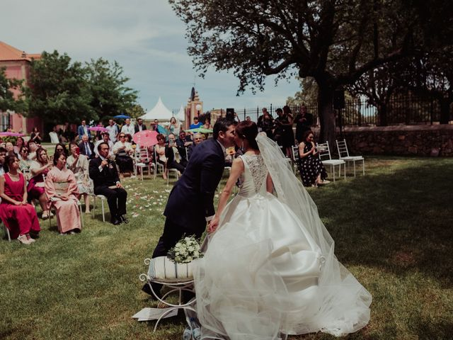 La boda de Gonzalo y Ayaka en Matilla De Los Caños, Salamanca 70