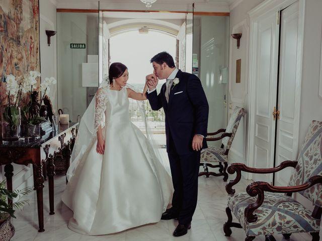 La boda de Gonzalo y Ayaka en Matilla De Los Caños, Salamanca 73