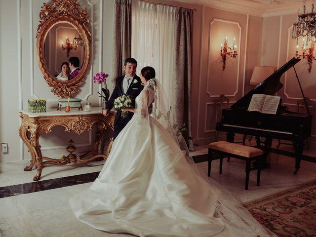 La boda de Ayaka y Gonzalo