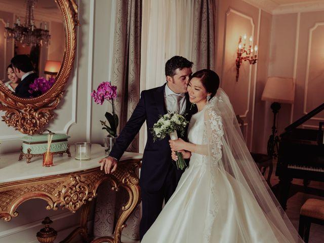 La boda de Gonzalo y Ayaka en Matilla De Los Caños, Salamanca 77