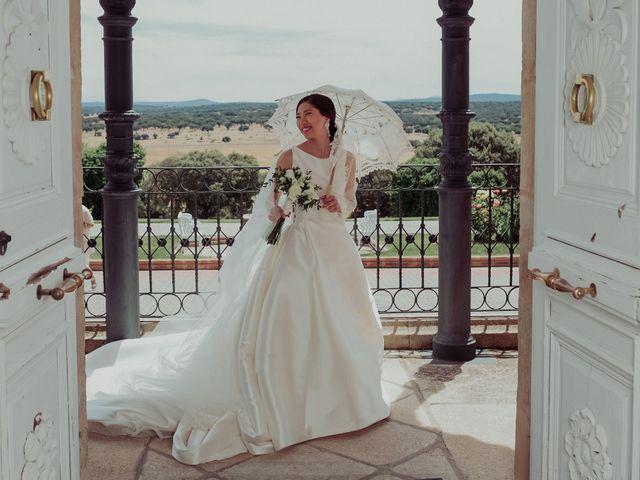 La boda de Gonzalo y Ayaka en Matilla De Los Caños, Salamanca 84