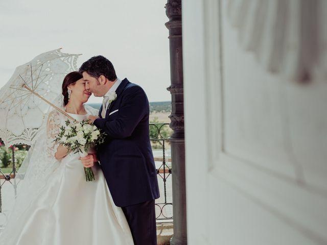 La boda de Gonzalo y Ayaka en Matilla De Los Caños, Salamanca 86