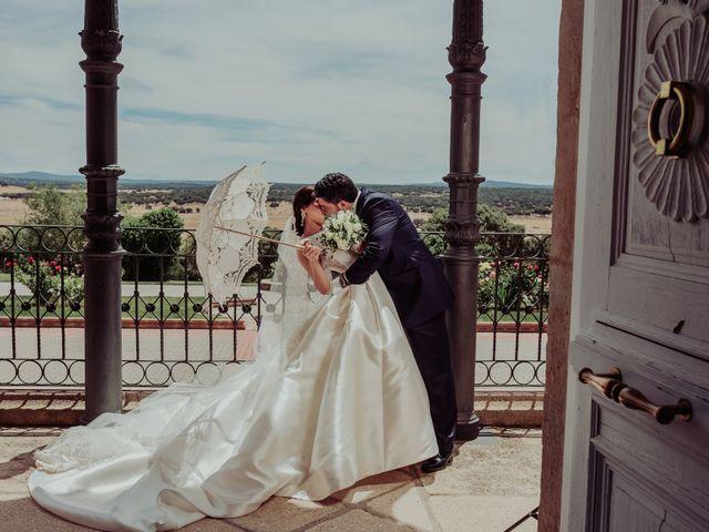 La boda de Gonzalo y Ayaka en Matilla De Los Caños, Salamanca 87