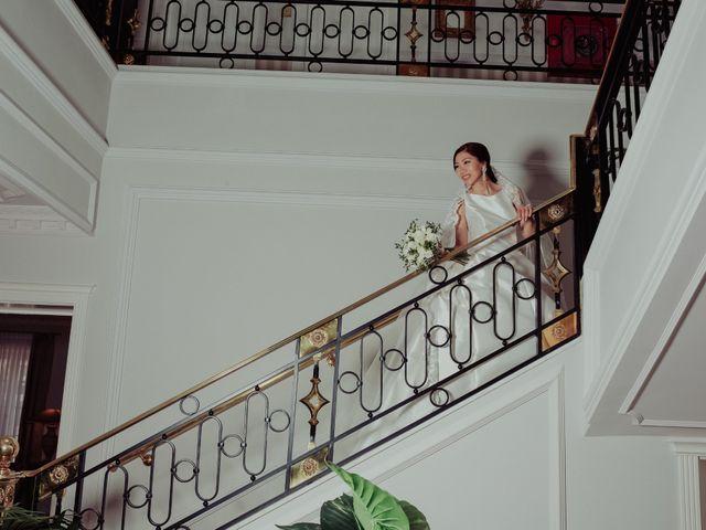 La boda de Gonzalo y Ayaka en Matilla De Los Caños, Salamanca 88
