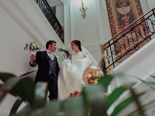 La boda de Gonzalo y Ayaka en Matilla De Los Caños, Salamanca 92