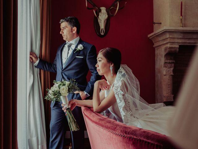 La boda de Gonzalo y Ayaka en Matilla De Los Caños, Salamanca 97