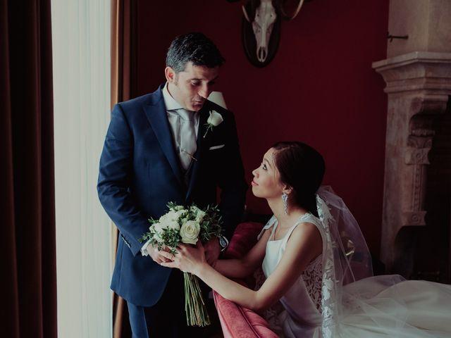 La boda de Gonzalo y Ayaka en Matilla De Los Caños, Salamanca 98