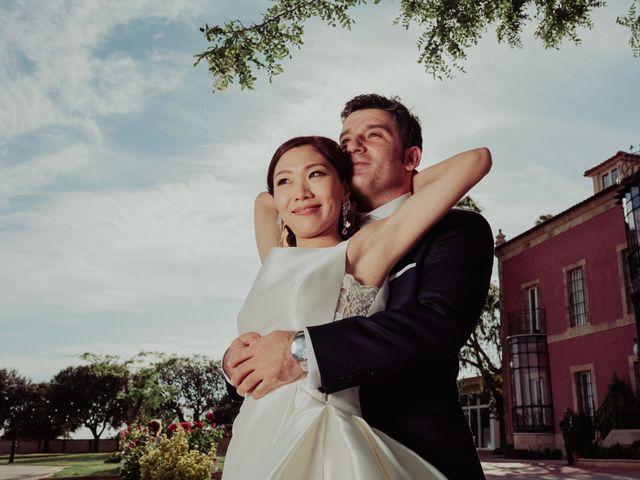 La boda de Gonzalo y Ayaka en Matilla De Los Caños, Salamanca 101