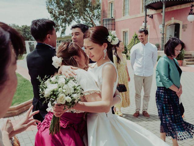La boda de Gonzalo y Ayaka en Matilla De Los Caños, Salamanca 110