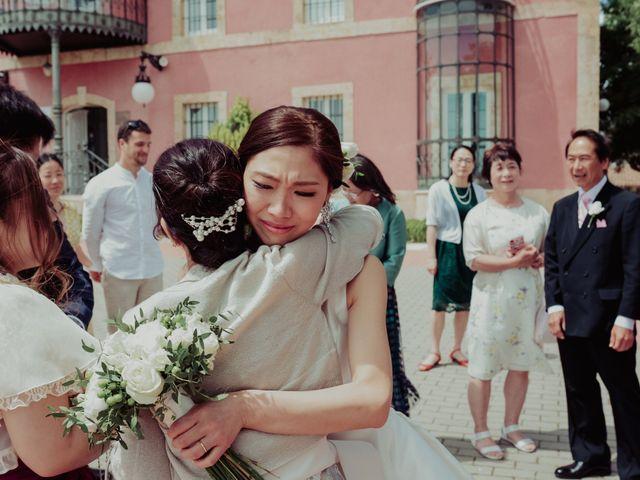 La boda de Gonzalo y Ayaka en Matilla De Los Caños, Salamanca 111