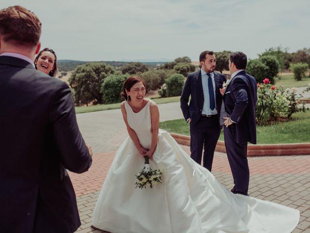 La boda de Gonzalo y Ayaka en Matilla De Los Caños, Salamanca 113