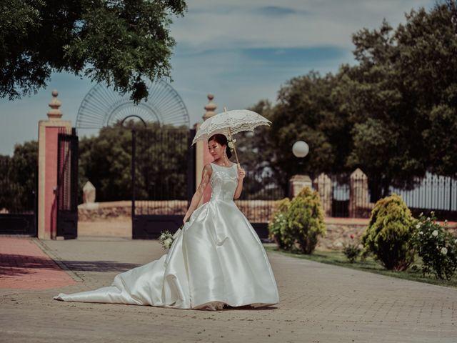 La boda de Gonzalo y Ayaka en Matilla De Los Caños, Salamanca 117
