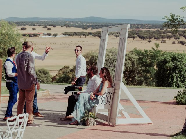 La boda de Gonzalo y Ayaka en Matilla De Los Caños, Salamanca 120