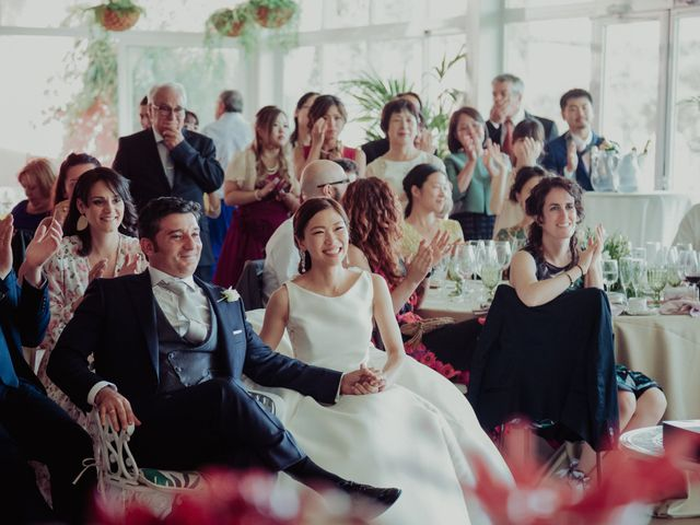 La boda de Gonzalo y Ayaka en Matilla De Los Caños, Salamanca 125