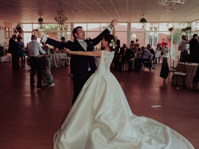 La boda de Gonzalo y Ayaka en Matilla De Los Caños, Salamanca 128