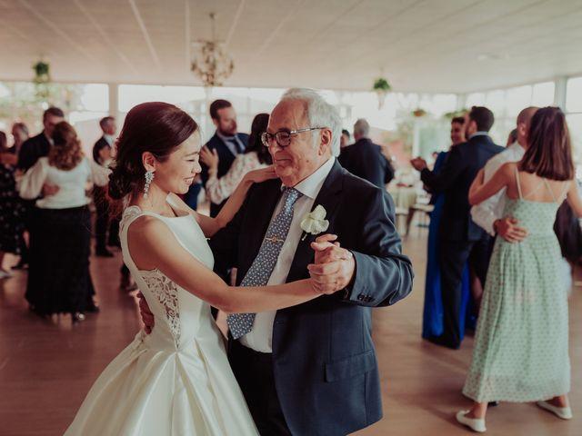 La boda de Gonzalo y Ayaka en Matilla De Los Caños, Salamanca 131