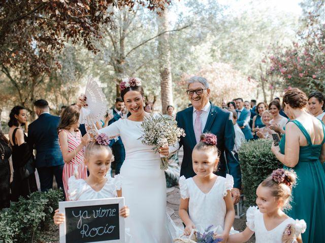 La boda de Juan Miguel y Rocío en Cáceres, Cáceres 12