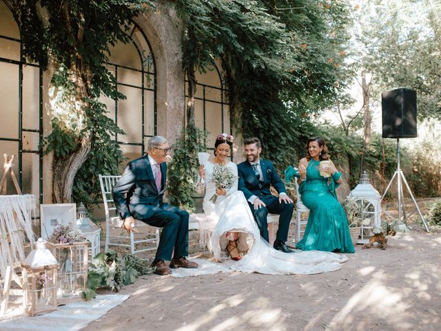 La boda de Juan Miguel y Rocío en Cáceres, Cáceres 14