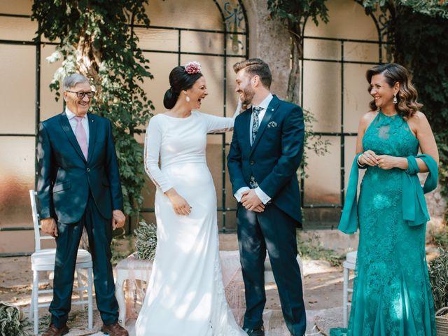 La boda de Juan Miguel y Rocío en Cáceres, Cáceres 15