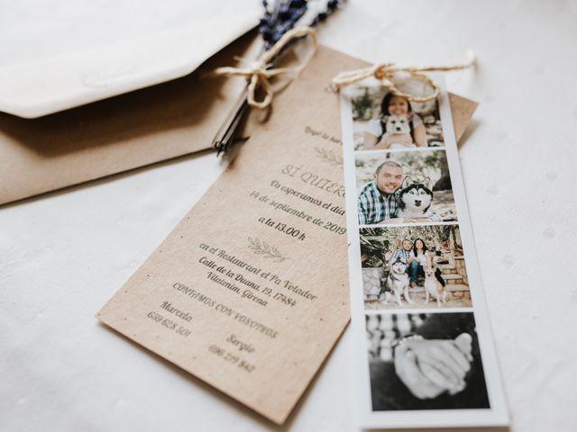 La boda de Sergio y Marcela en Figueres, Girona 11
