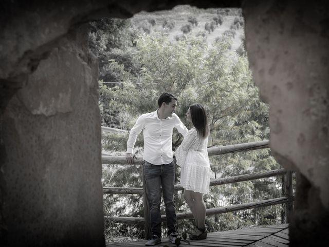La boda de Jose María y Melibea en Villanueva Del Trabuco, Málaga 2