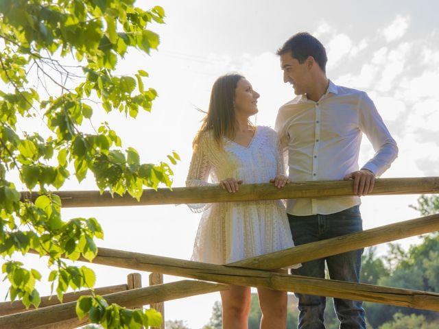 La boda de Jose María y Melibea en Villanueva Del Trabuco, Málaga 9