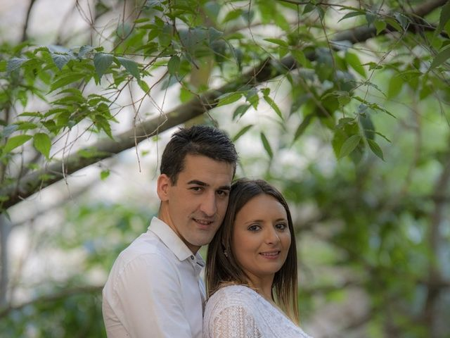 La boda de Jose María y Melibea en Villanueva Del Trabuco, Málaga 11
